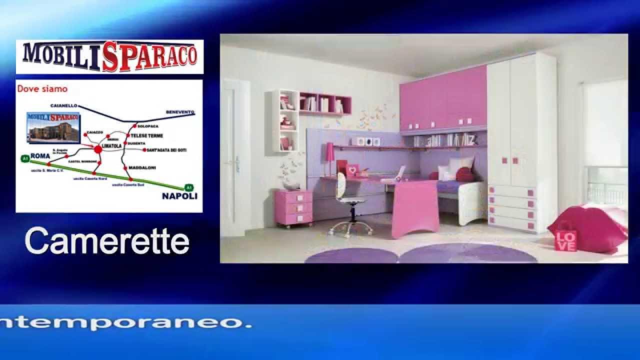 Comprare Camerette nel Nostro Mondo di Convenienza in Campania - YouTube