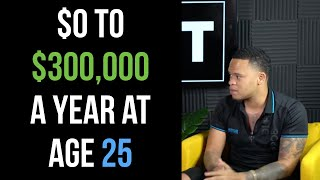 Wholesaling Houses | How To Go From ZERO to $300,000 In Real Estate at 25 Years Old