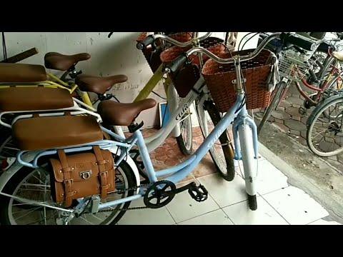 Xe đạp điện Trợ Lực Thống Nhất Mẫu Mới Nhất