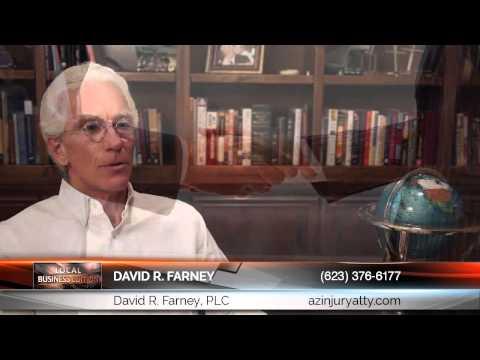 Best Personal Injury Lawyer Phoenix AZ | David R. Farney, PLC | Phoenix AZ Personal Injury Lawy…