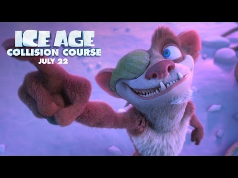 Ice Age: Collision Course | Figaro Sing-A-Long | FOX Family