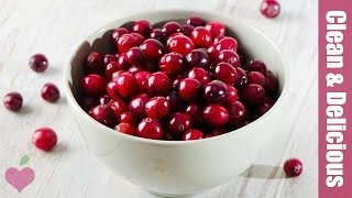 Cranberry 101 - Everything You Need to Know! | Clean & Delicious