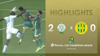 Raja Club Athletic 2-0 JS Kabylie   HIGHLIGHTS   Match Day 3   TotalCAFCL