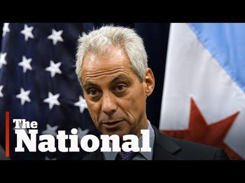 Chicago sues Trump over sanctuary city funding
