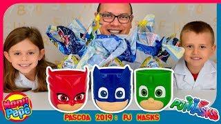 Pipoqueira dos PJ Masks | #manuepepe