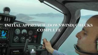 flight with a tb20 vfr part 3