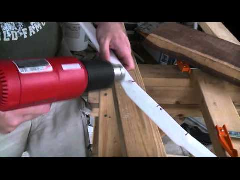 how to make a longbow out of pvc