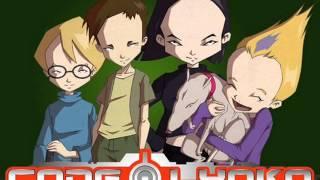 Code Lyoko - Un monde sans danger (Générique FR)