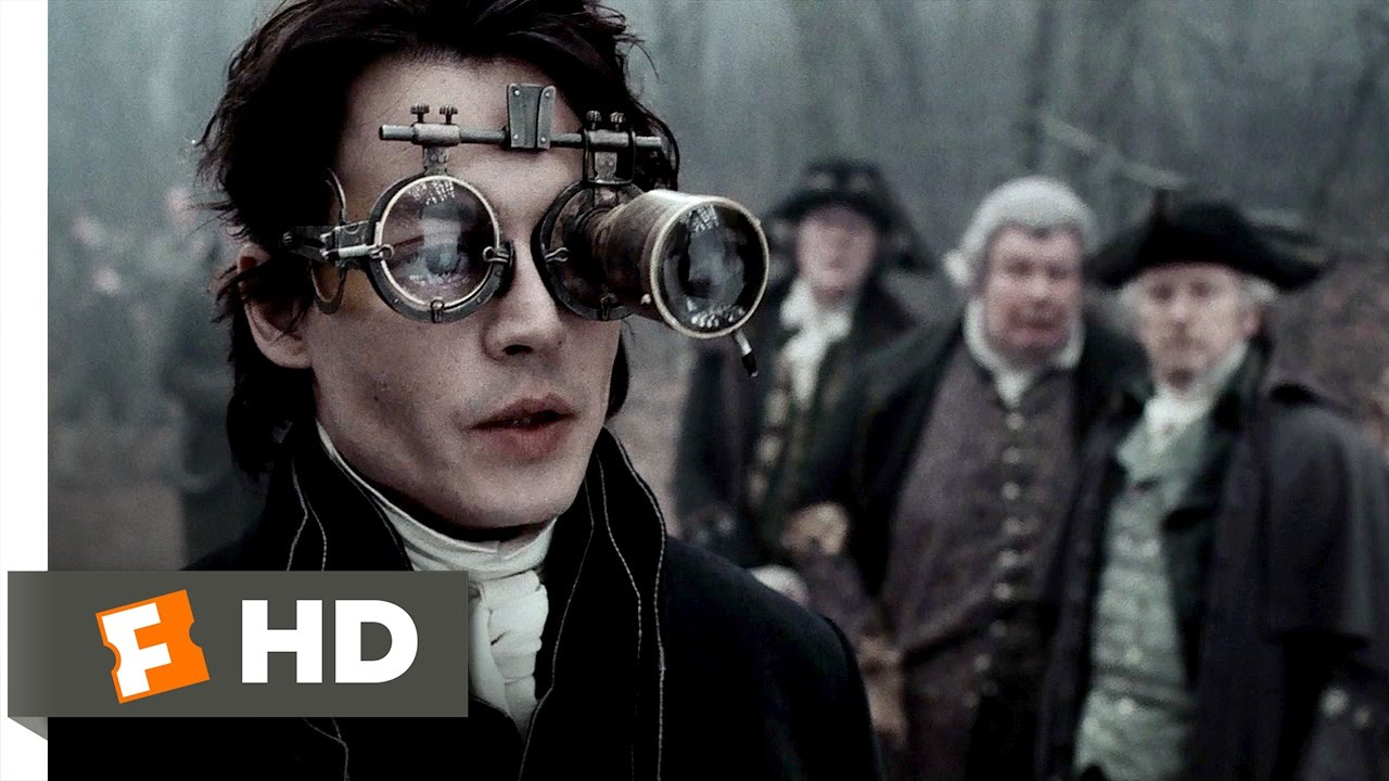 Sherlock Holmes Wallpaper With Quotes Sleepy Hollow 2 10 Movie Clip The Devil S Fire 1999