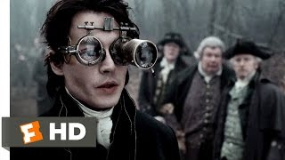 Sleepy Hollow (2/10) Movie CLIP - The Devil