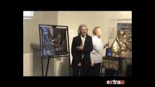 tg extra tv galleria nazionale d'arte moderna Museo Manzù - Manzù, l'Arte e il Territorio