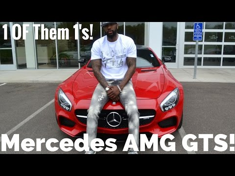2017 Mercedes Benz AMG GTS Review!! From A Tall Guy's Perspective..