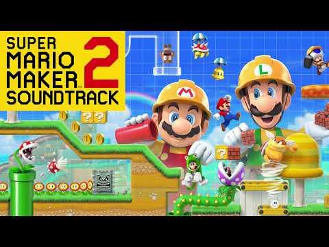 Gusty Garden Galaxy (Super Mario Galaxy) - Super Mario Maker 2 Soundtrack