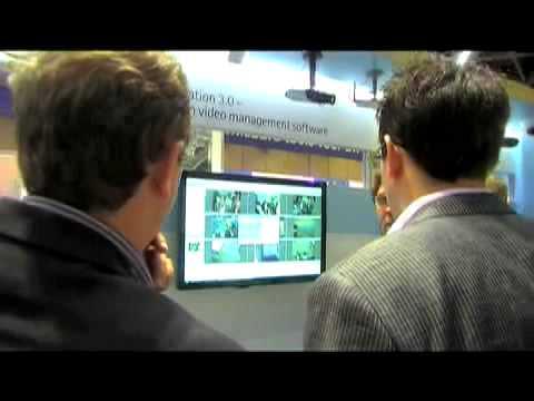 Beursimpressie Safety & Security Amsterdam 2011