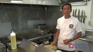 Ceviche Demo - Paco's Tacos - Kvic-tv, Mykauai.com [chef Demo]