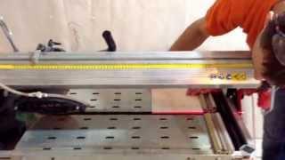 Плиткорез электрический NUOVA BATTIPAV CLASS 670S(через YouTube Объектив., 2015-02-24T21:18:45.000Z)