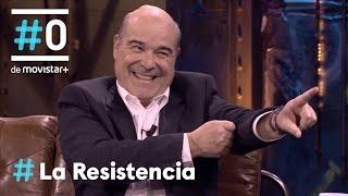 LA RESISTENCIA - Resines, el robot   #LaResistencia 31.01.2019