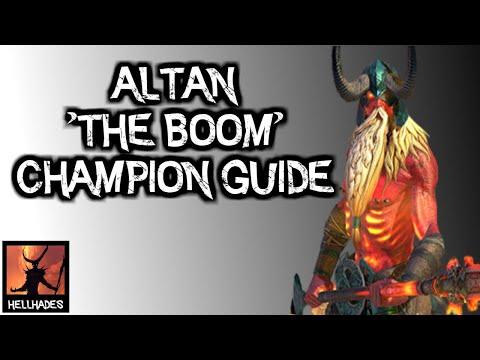 RAID: Shadow Legends | Altan 'The BOOM' Champion Guide