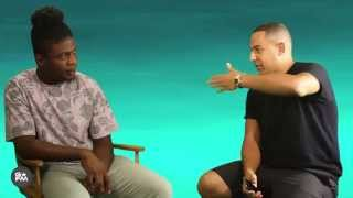 Video Mick Jenkins talks Christian Values; religious undertones in his music + Relationship w. Pro Era download MP3, 3GP, MP4, WEBM, AVI, FLV Oktober 2018