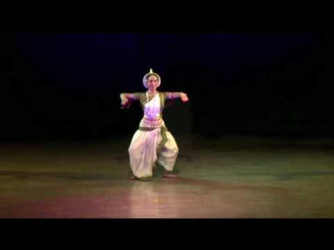 Odissi by Supriya Nayak