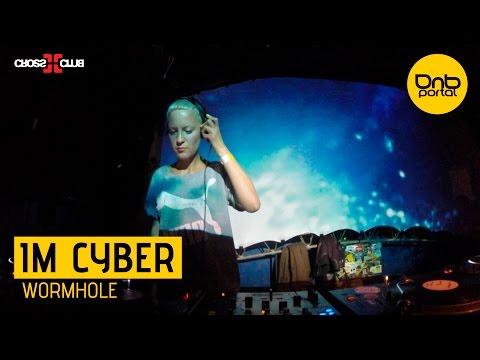 IM Cyber - Wormhole (Oldschool Vinyl mix) [DnBPortal.com]