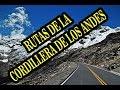 RUTAS DE PUNTA OLÍMPICA CORDILLERA DE LOS ANDES - ANCASH
