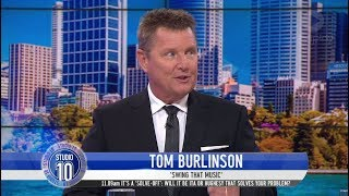 Tom Burlinson Talks How He Discovered His Talent, New Show &amp More  Studio 10