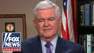 Newt Gingrich reacts to Trump's Barr, Nauert nominations