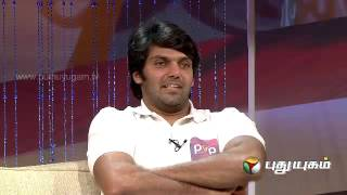 Natchathira Jannal - With Actor Arya And Actress Anushka Shetty - Part 5