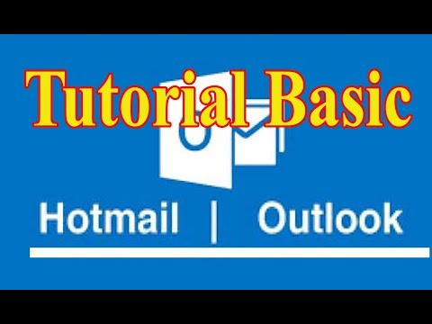 Hotmail tutorials 2019 / outlook mail tutorial / how to create hotmail account