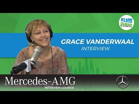 Grace VanderWaal on Upcoming Tour with Imagine Dragons   Elvis Duran Show