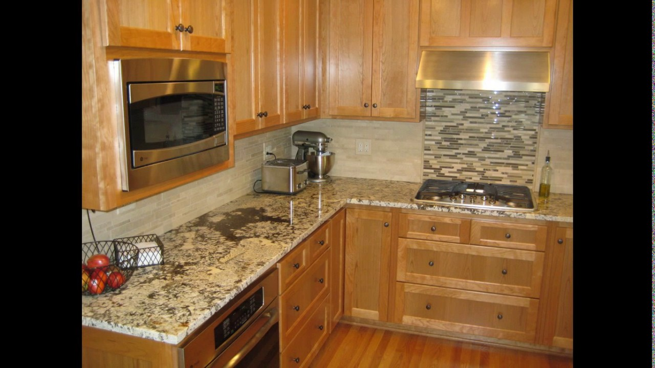 Kitchen Granite Tiles Design