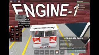 ROBLOX | Engine 65 responding! | Roleplaying.