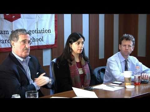 U.S. Strategy on Afghanistan: Program on Negotiation at Harvard Law School