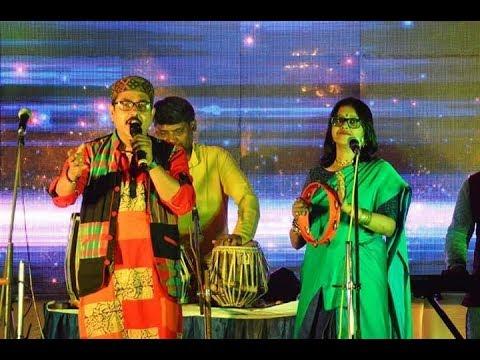 MAHUL BAND II JHUMUR SONG II BENGALI FOLK MUSIC II Marangburu