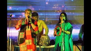 BANGLA BAND MAHUL JHUMUR SONG. BENGALI FOLK MUSIC
