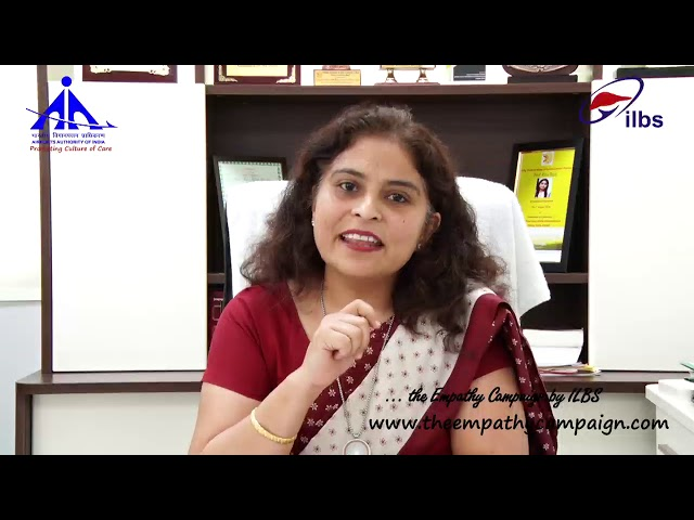 A message by Ms. Ritu Bajaj , Registar, SVSU , Haryana during IPledge initiative by ILBS