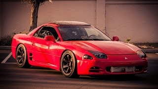 ultimate mitsubishi gto 3000gt stealth sound compilation