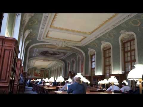 Bibliothèque Inter-Universitaire de la Sorbonne