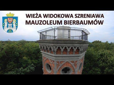 Wieża Mauzoleum Bierbaumów - Szreniawa / Komorniki