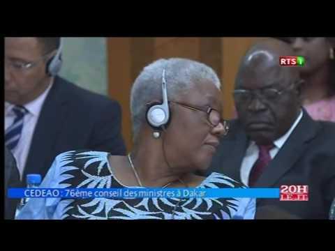 Journal Télévisé 20H de la RTS1 du vendredi 13 mai 2016