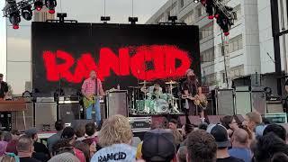 Rancid - Fall Back Down - Lincoln, Nebraska