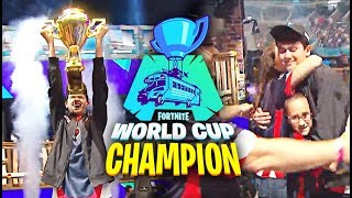 The Game That Changed His Life Forever... (Fortnite World Champion)