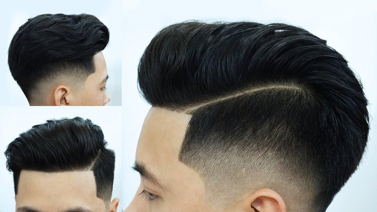 Kiểu tóc Undercut do truyền nhân của Chính Barber ra tay – Cắt tóc nam đẹp 2020 – Chính Barber Shop