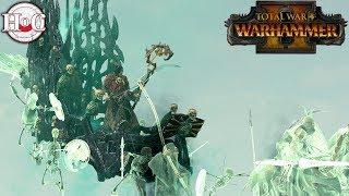 Mortis Engine Mayhem - Total War Warhammer 2 - Online Battle 178