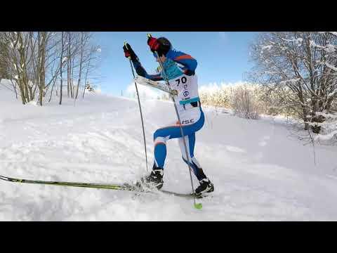 SPRINT / World University Ski Orienteering Championship 2018 / 21.02.2018