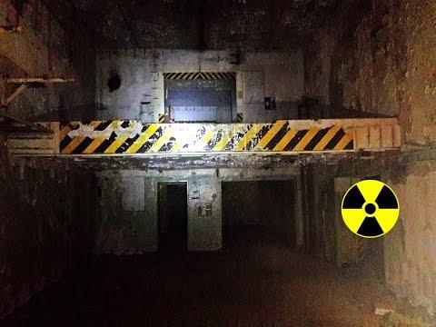 Průzkum bývalého skladu jaderné munice - Kompletní prohlídka
