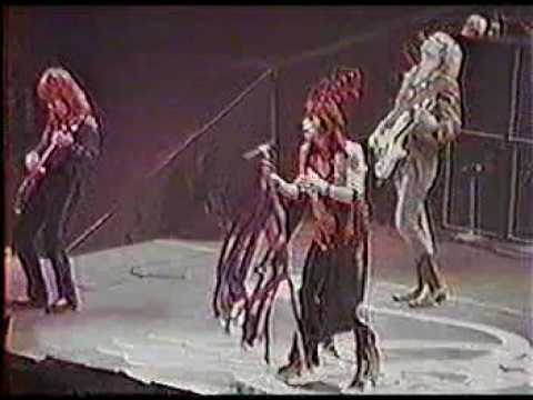 Aerosmith Detroit  1987
