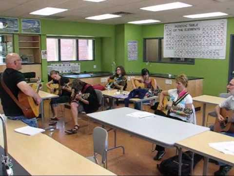 Guitar Workshop Plus - Acoustic Class 2010