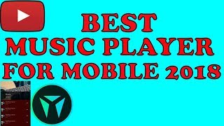 Best Free Music Player 2018 For Mobile| Review Of Musicana App[Hindi/Urdu] By Sara